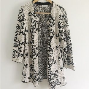 Solitaire Marled Sweater Coat / Cardigan